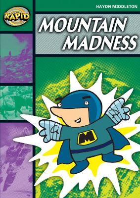 Rapid Stage 5 Set B: Mountain Madness (Series 1) by Haydn Middleton