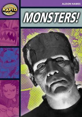 Rapid Stage 1 Set B: Monsters! (Series 1) by Alison Hawes