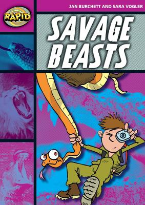 Rapid Stage 3 Set A: Savage Beasts (Series 1) by
