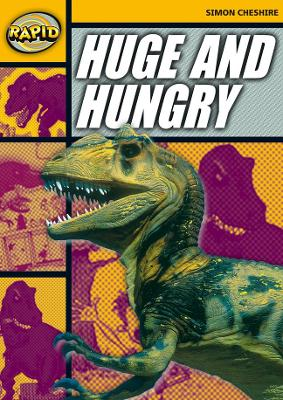 Rapid Stage 4 Set A: Huge and Hungry (Series 1) by