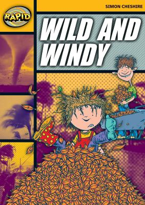 Rapid Stage 4 Set A: Wild and Windy (Series 1) by