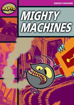 Rapid Stage 3 Set A: Mighty Machines (Series 2) by