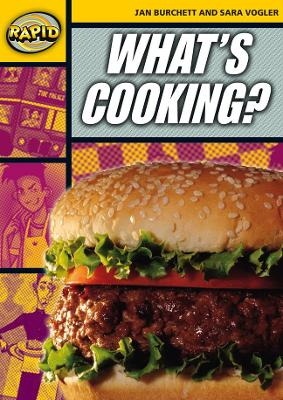 Rapid Stage 4 Set A: What's Cooking? (Series 2) by