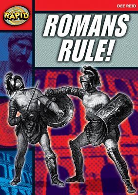 Rapid Stage 5 Set A: Romans Rule! (Series 2) by Dee Reid
