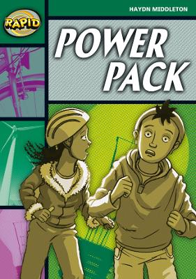 Rapid Stage 5 Set B: Power Pack(Series 2) by