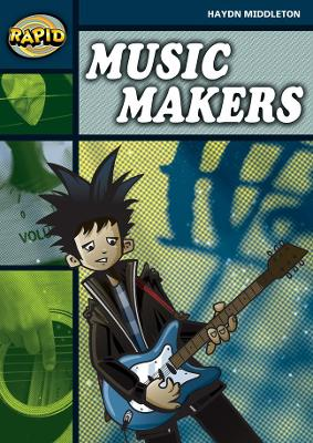 Rapid Stage 6 Set B: Music Makers (Series 2) by