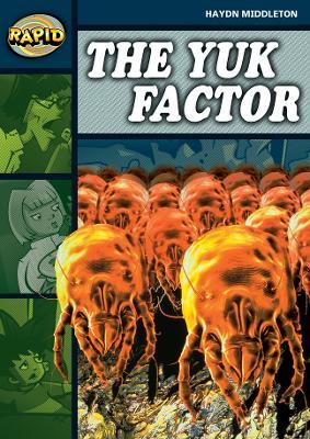 Rapid Stage 6 Set B: Yuk Factor (Series 2) by