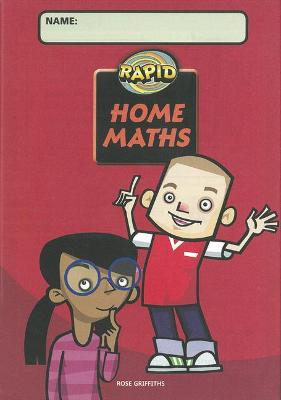 Rapid Maths: Stage 1 Home Maths by Rose Griffiths