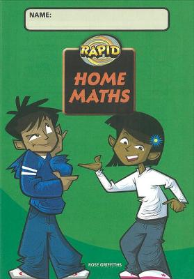 Rapid Maths: Stage 3 Home Maths by Rose Griffiths