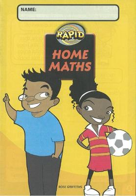 Rapid Maths: Stage 4 Home Maths by Rose Griffiths