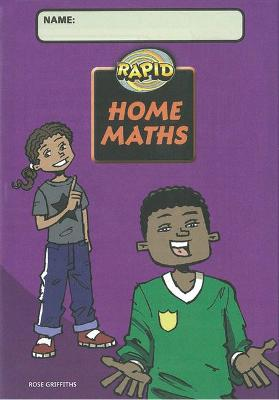 Rapid Maths: Stage 5 Home Maths by Rose Griffiths