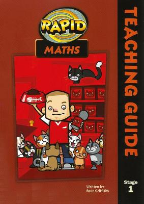 Rapid Maths: Stage 1 Teacher's Guide by Rose Griffiths