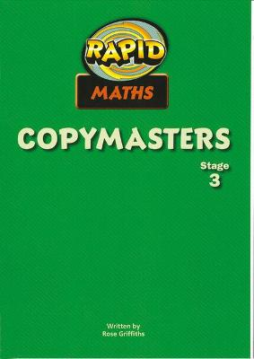 Rapid Maths: Stage 3 Teacher's Guide by Rose Griffiths