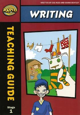 Rapid Writing: Stage 1 Teaching Manual by Dee Reid, Diana Bentley
