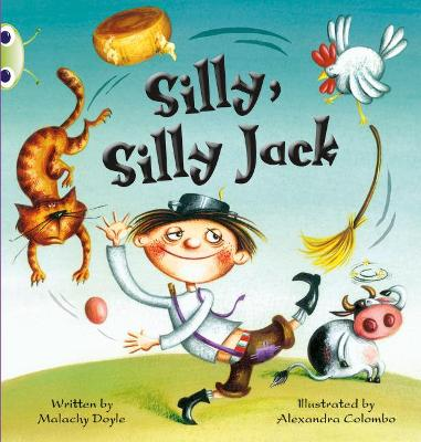 BC Green C/1B Silly, Silly Jack by Malachy Doyle
