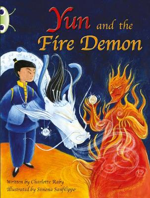 BC Purple A/2C Yun and the Fire Demon by Charlotte Raby