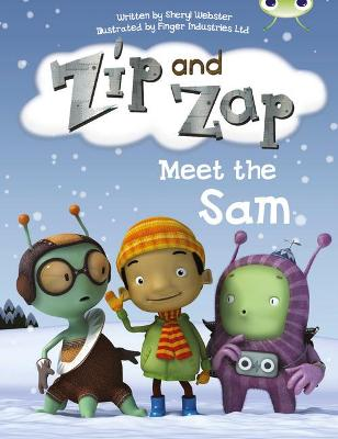 BC Yellow B/1C Zip and Zap meet the Sam by Sheryl Webster