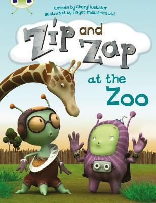 BC Yellow C/1C Zip and Zap at the Zoo by Sheryl Webster