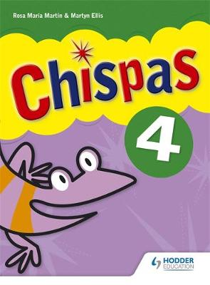 Chispas: Pupil Book Level 4 by