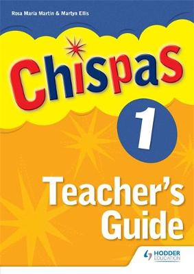Chispas: Teachers Guide Level 1 by Rosa Maria Martin