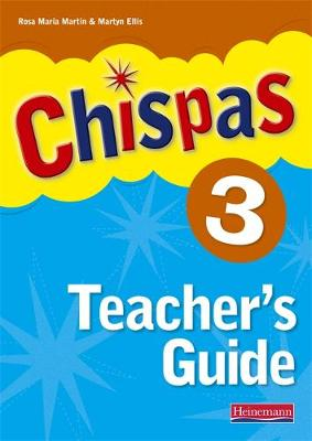 Chispas: Teachers Guide Level 3 by