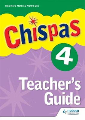 Chispas: Teachers Guide Level 4 by
