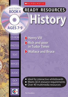 History; Book 4 Ages 7-9 by Pat Hoodless