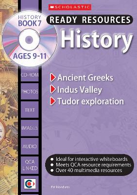 History; Book 7 Ages 9-11 by Pat Hoodless
