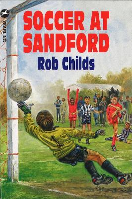 Soccer At Sandford by Rob Childs
