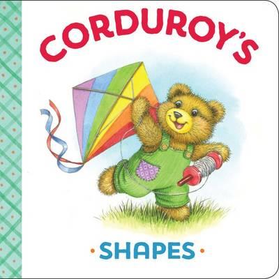 Corduroy's Shapes by MaryJo Scott