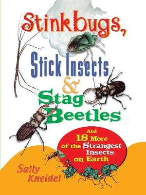 Stinkbugs, Stick Insects and Stag Beetles And 18 More of the Strangest Insects on Earth by Sally (Charlotte North Carolina) Kneidel