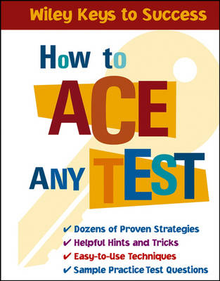 How to Ace Any Test by Book Builders, Beverly Chin
