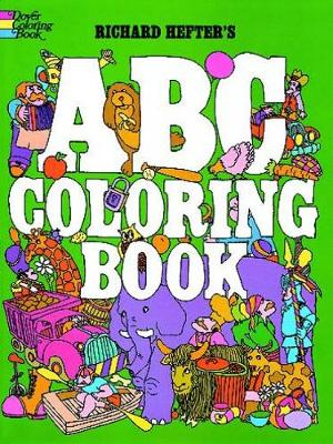 ABC Coloring Book by Richard Hefter