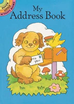 My Address Book by Anna Pomaska