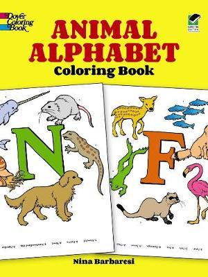 Animal Alphabet by Nina Barbaresi