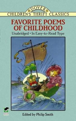 Favorite Poems of Childhood by Philip Smith