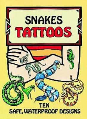 Snakes Tattoos by Jan Sovak