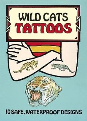 Wild Cats Tattoos by Jan Sovak