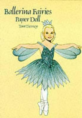 Ballerina Fairies Paper Doll by Tom Tierney