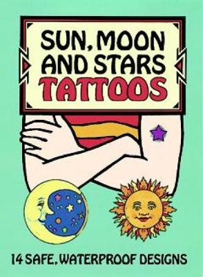 Sun, Moon and Stars Tattoos by Anna Pomaska