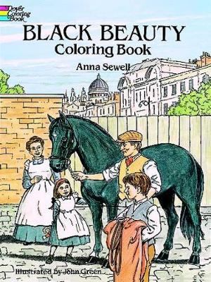 Black Beauty: Coloring Book by Anna Sewell