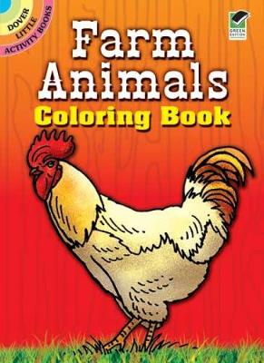 Farm Animals Coloring Book by Lisa Bonforte