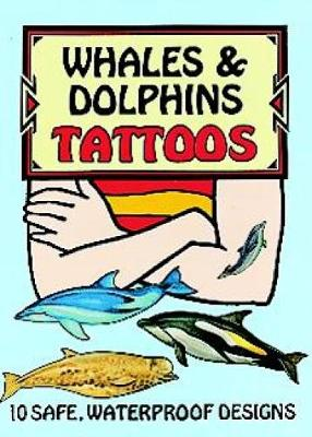 Whales and Dolphins Tattoos by Ruth Soffer