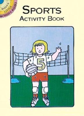 Sports Activity Book by Becky J. Radtke