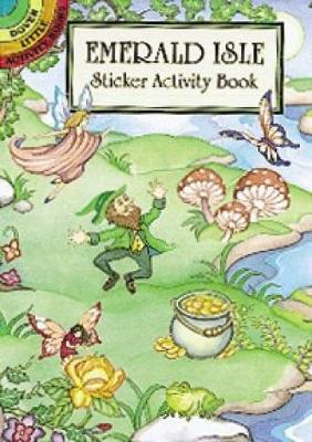 Emerald Isle Sticker Activity Book by Marty Noble