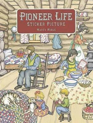 Pioneer Life Sticker Picture by Marty Noble
