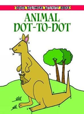 Animal Dot-to-Dot by Fran Newman-D'Amico