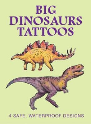 Big Dinosaurs Tattoos by Jan Sovak
