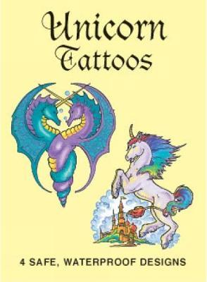 Unicorn Tattoos by Christy Shaffer
