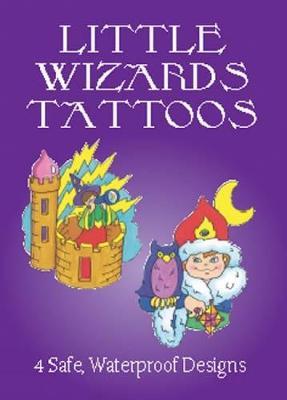 Little Wizards Tattoos by Robbie Stillerman